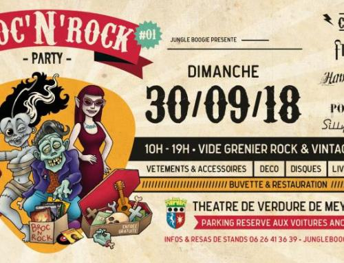 Reportage photo // Broc'N'Rock 2018 / Meyrargues