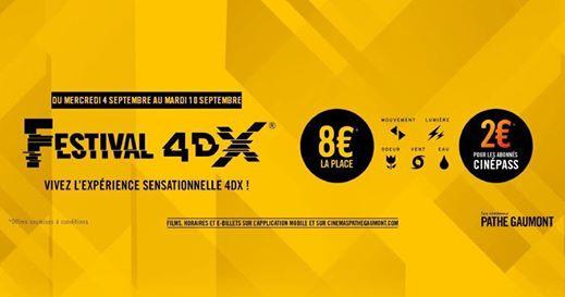FESTIVAL 4DX