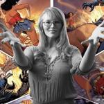 Dédicace comics Nicola Scott
