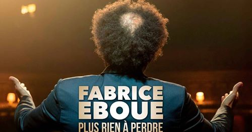 Fabrice Eboue à Aix-en-Provence // 8 Novembre 2019