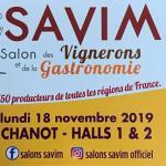 SAVIM 2019 - Salon des Vignerons - Marseille