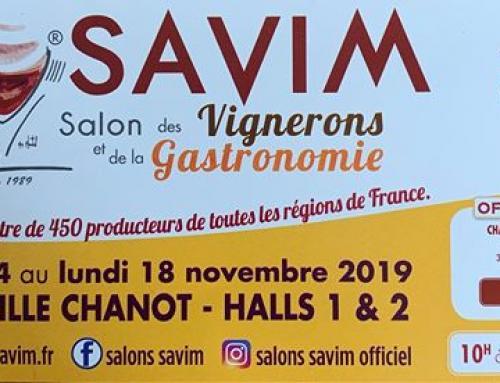 SAVIM 2019 – Salon des Vignerons – Marseille