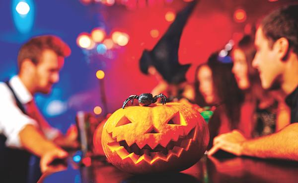 Voici quelques bonnes idées de sorties pour fêter Halloween !